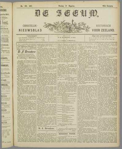 De Zeeuw. Christelijk-historisch nieuwsblad voor Zeeland 1897-08-10