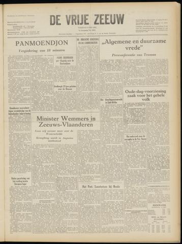 de Vrije Zeeuw 1952-05-09