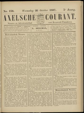 Axelsche Courant 1887-10-26