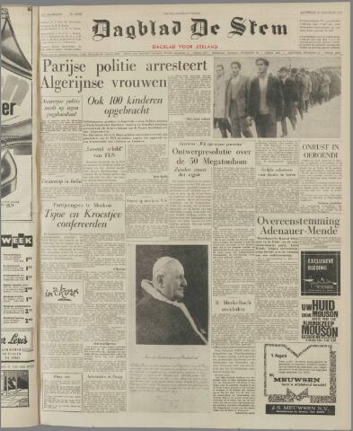 de Stem 1961-10-21