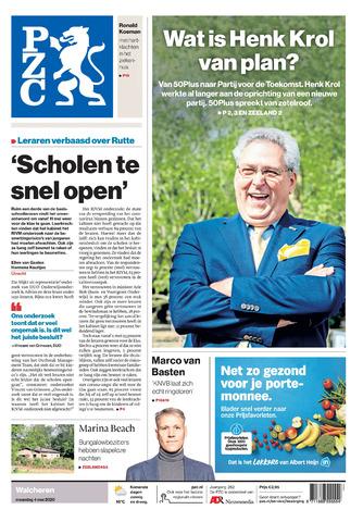 Provinciale Zeeuwse Courant 2020-05-04