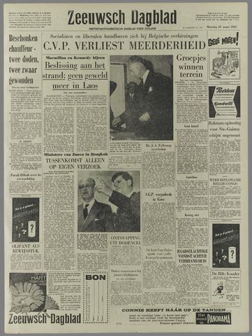 Zeeuwsch Dagblad 1961-03-27