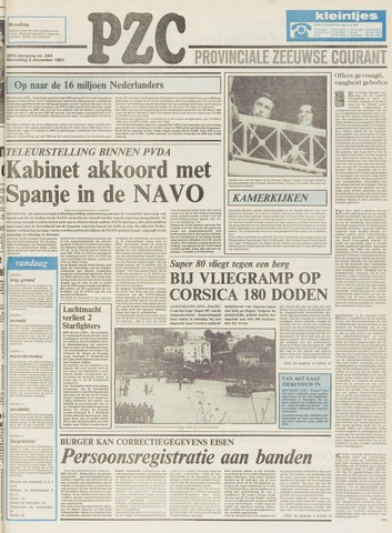 Provinciale Zeeuwse Courant 1981-12-02
