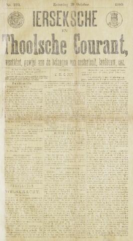 Ierseksche en Thoolsche Courant 1889-10-19
