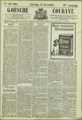 Goessche Courant 1912-11-16