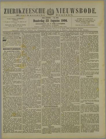 Zierikzeesche Nieuwsbode 1906-08-23