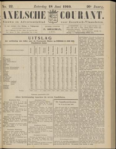 Axelsche Courant 1910-06-18