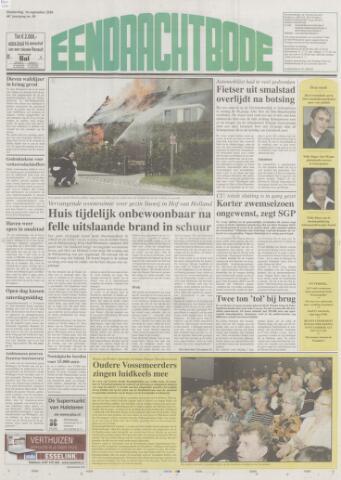 Eendrachtbode (1945-heden)/Mededeelingenblad voor het eiland Tholen (1944/45) 2010-09-16