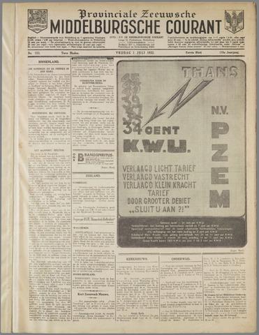 Middelburgsche Courant 1932-07-01