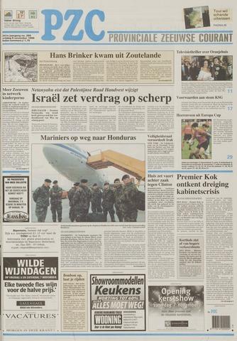 Provinciale Zeeuwse Courant 1998-11-06