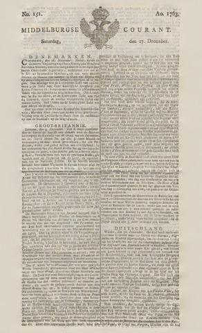 Middelburgsche Courant 1763-12-17
