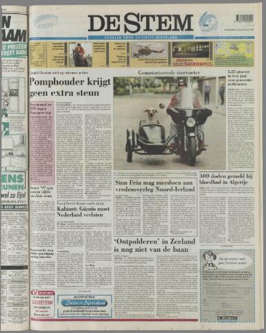 de Stem 1997-08-30