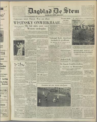 de Stem 1951-11-26