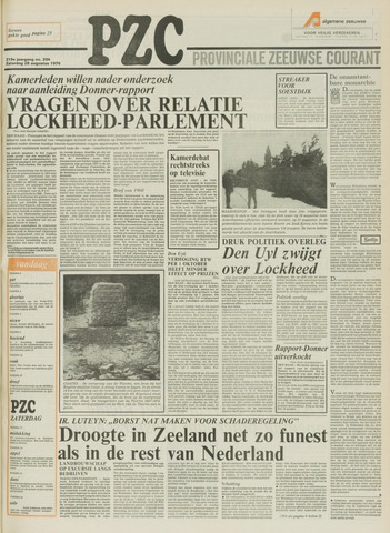 Provinciale Zeeuwse Courant 1976-08-28
