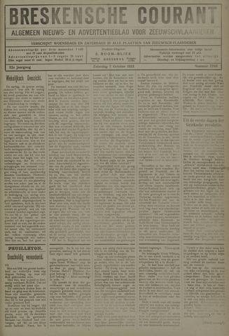 Breskensche Courant 1922-10-07