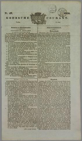 Goessche Courant 1836-06-10
