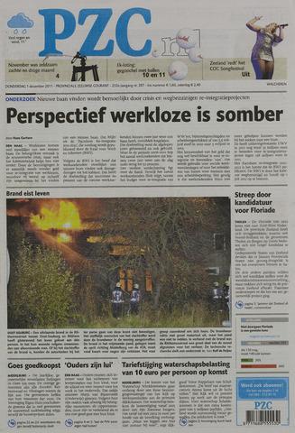 Provinciale Zeeuwse Courant 2011-12-01