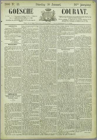 Goessche Courant 1906-01-30