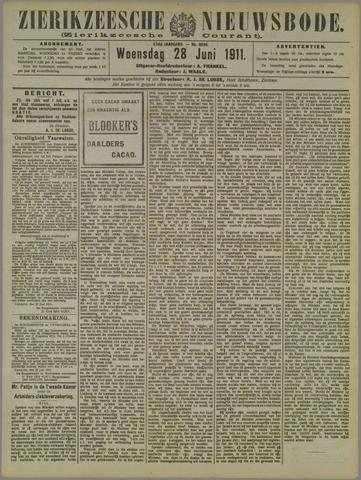 Zierikzeesche Nieuwsbode 1911-06-28