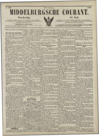 Middelburgsche Courant 1902-07-10
