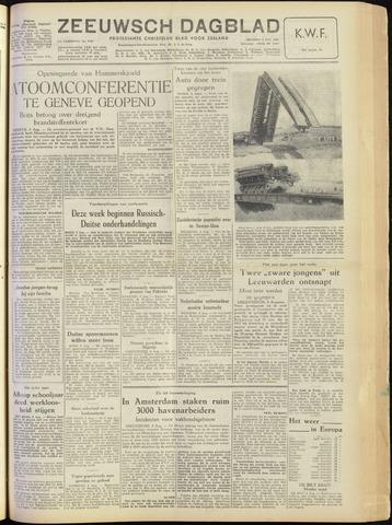 Zeeuwsch Dagblad 1955-08-09