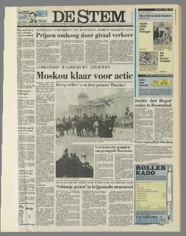 de Stem 1990-04-02