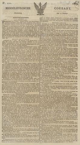 Middelburgsche Courant 1827-10-11