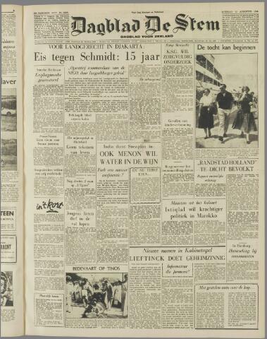 de Stem 1956-08-21