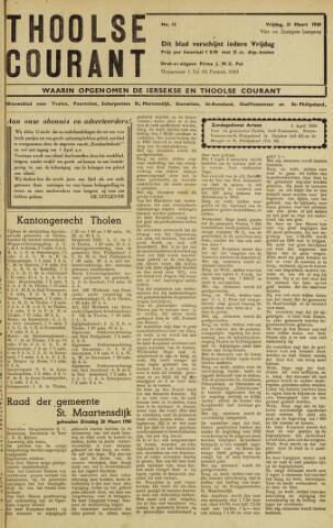 Ierseksche en Thoolsche Courant 1950-03-31