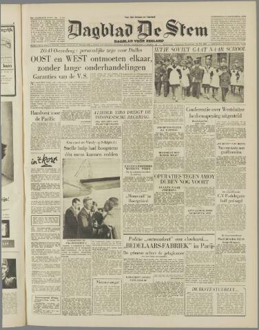 de Stem 1954-09-09