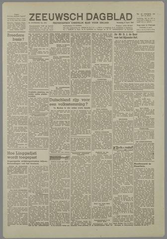 Zeeuwsch Dagblad 1947-04-09