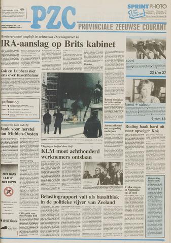 Provinciale Zeeuwse Courant 1991-02-08