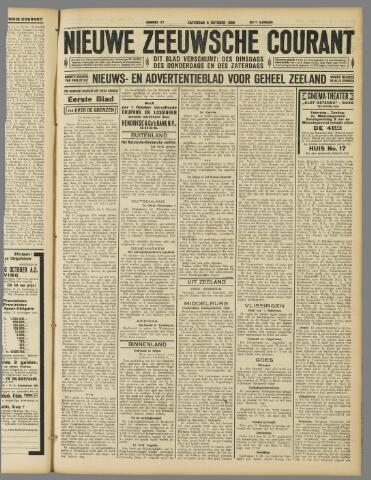 Nieuwe Zeeuwsche Courant 1929-10-05
