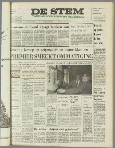 de Stem 1972-04-15
