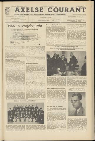 Axelsche Courant 1966-12-31