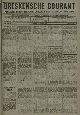 Breskensche Courant 1920-02-25