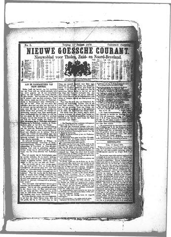 Nieuwe Goessche Courant 1879-01-17