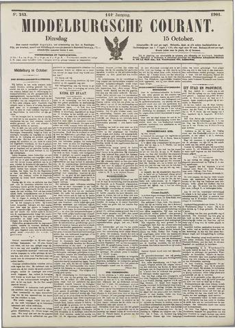 Middelburgsche Courant 1901-10-15