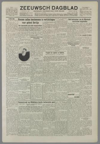 Zeeuwsch Dagblad 1950-05-09