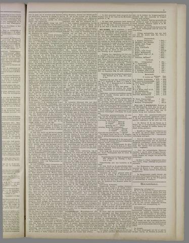 """""""Vooruit!""""Officieel Nieuws- en Advertentieblad voor Overflakkee en Goedereede 1911-09-13"""