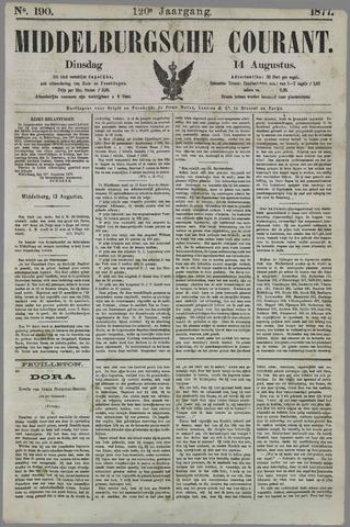Middelburgsche Courant 1877-08-14