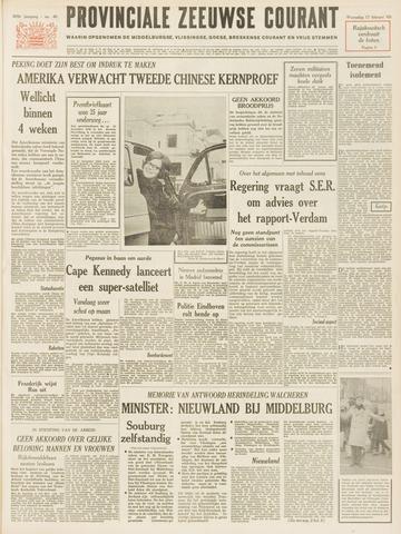 Provinciale Zeeuwse Courant 1965-02-17