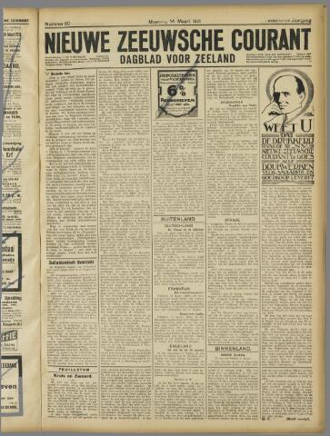 Nieuwe Zeeuwsche Courant 1921-03-14