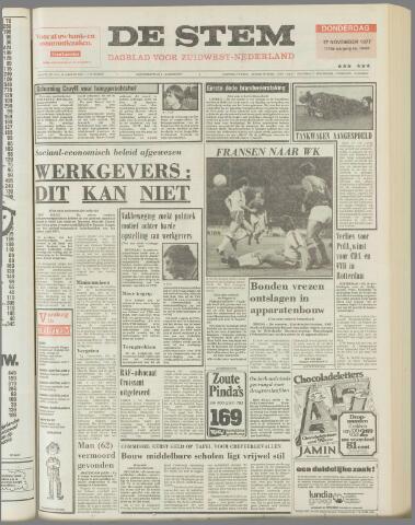 de Stem 1977-11-17