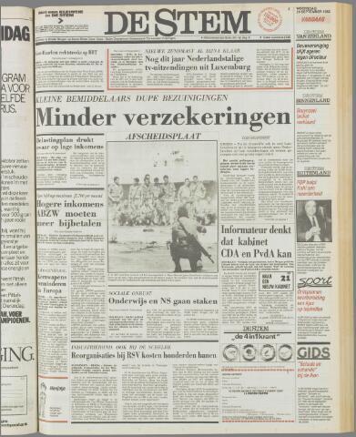 de Stem 1982-09-29