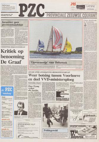 Provinciale Zeeuwse Courant 1989-07-01