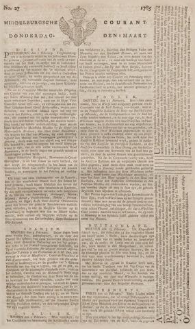Middelburgsche Courant 1785-03-03