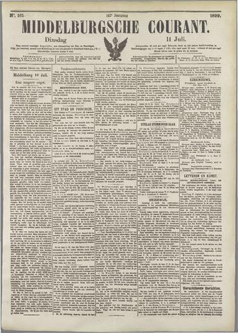 Middelburgsche Courant 1899-07-11