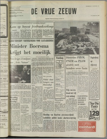 de Vrije Zeeuw 1974-10-17