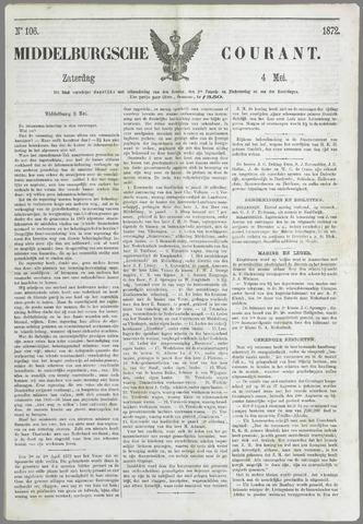 Middelburgsche Courant 1872-05-04